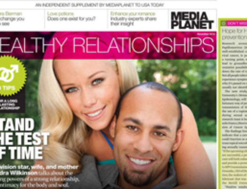 USA Today – Healthy Relationships Supplement